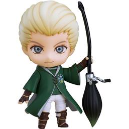 Harry Potter: Draco Malfoy Quidditch Nendoroid Action Figure 10 cm