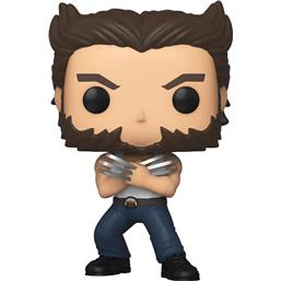 Wolverine In Tanktop X-Men 20th Anniversary POP! Marvel Vinyl Figur (#647)