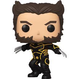 Wolverine In Jacket X-Men 20th Anniversary POP! Marvel Vinyl Figur (#637)