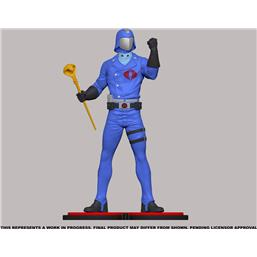 GI Joe: Cobra Commander Statue 1/8