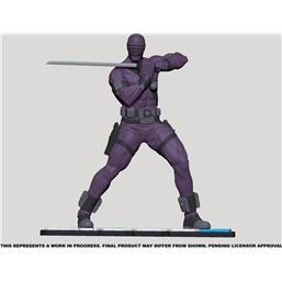 GI Joe: Snake Eyes Statue 1/8