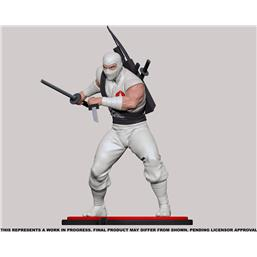 GI Joe: Storm Shadow Statue 1/8