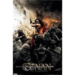 Conan: The Barbarian - Sword plakat