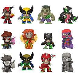 Marvel Mystery Minis Zombies Specialty Series Vinyl Mini Figures 6 cm 12-Pack