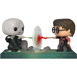Harry vs Voldemort POP! Movie Moment Vinyl Figur