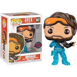 Mirage POP! Games Vinyl Figur (#547)