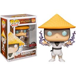 Raiden With Lightning POP! Games Vinyl Figur (#539)