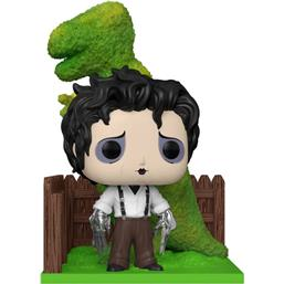 Edward Scissorhands & Dino Hedge POP! Deluxe Vinyl Figur (#985)