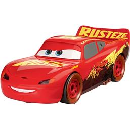 Muddy RRC Lightning McQueen Junior Kit Model Kit with Sound & Light Up 1/20