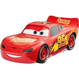Lightning McQueen Junior Kit Model Kit with Sound & Light Up 1/20