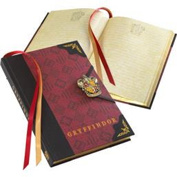 Harry Potter: Gryffindor Notesbog