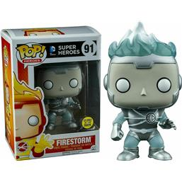 Firestorm White Lantern GITD POP! Movies Vinyl Figur (#91)