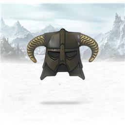The Elder Scrolls V Skyrim Pin Badge