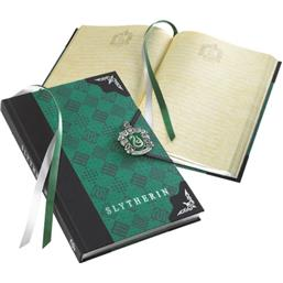 Harry Potter: Slytherin Notesbog
