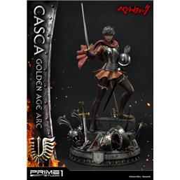 Casca Golden Age Arc Edition Statue 1/4 65 cm