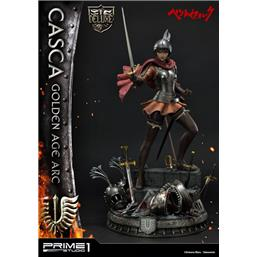 Casca Golden Age Arc Edition Deluxe Version Statue 1/4 65 cm