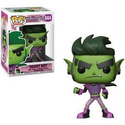 Beast Boy POP! Vinyl Figur (#604)