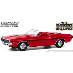 Mod Squad, The: Dodge Challenger R/T Convertible 1970 Diecast Model 1/18