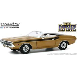 Mod Squad, The: Dodge Challenger 340 Convertible 1971 Diecast Model 1/18