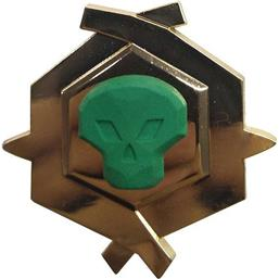 Sea of Thieves: Pirate Legend Pin Badge Limited Edition Glow In The Dark