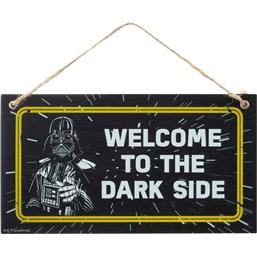 Welcome To The Dark Side Skilt