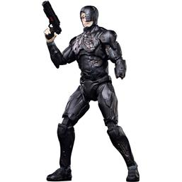 Robocop Battle Damage Exquisite Mini Action Figure 1/18 10 cm