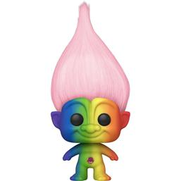 Rainbow Troll w/Pink Hair Convention Exclusive POP! Trolls Vinyl Figur (#03)
