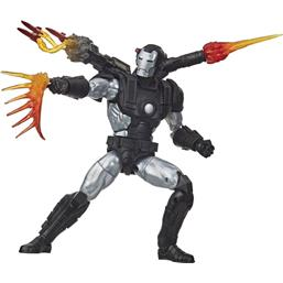 War Machine Legends Series Deluxe Action Figure 15 cm