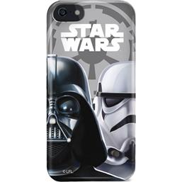Star Wars: Darth Vader & Stormtrooper - Samsung S6 EDGE