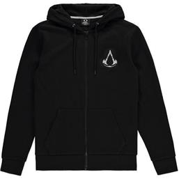 Crest Banner Hooded Sweater