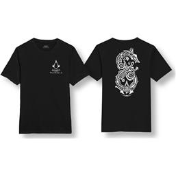 Assassin's Creed: Woodcut Dragon T-Shirt