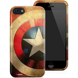Captain America Shield Cover - iPhone 5/5S/5SE