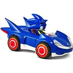 Sonic The Hedgehog: Sonic Pullback Car 14 cm