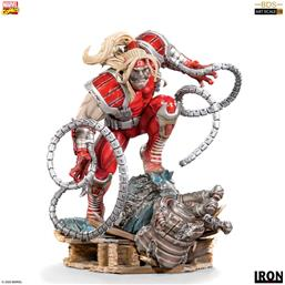 Omega Red BDS Art Scale Statue 1/10 21 cm
