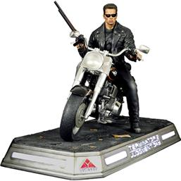 T-800 on Motorcycle Signature Edition 1/4 50 cm