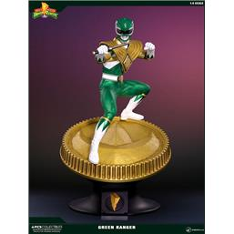 Power Rangers: Green Ranger Retail Version Statue 1/4 58 cm