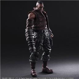 Final Fantasy: Barret Wallace Play Arts Kai Action Figure 30 cm