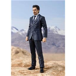 Tony Stark (Birth of Iron Man) S.H. Figuarts Action Figure 15 cm