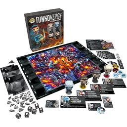 GOT Funkoverse Board Game 4 Character Base Set