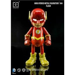 The Flash Mini Hybrid Metal Action Figure 9 cm