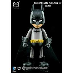 Batman Mini Hybrid Metal Action Figure 9 cm