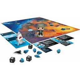 Jaws Funkoverse Board Game 2 Character Expandalone 100 *English Version*