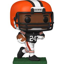 NFL: Nick Chubb POP! Sports Vinyl Figur (#140)