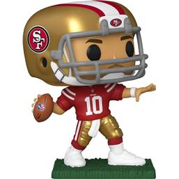 NFL: Jimmy Garoppolo POP! Sports Vinyl Figur (#141)