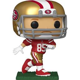 NFL: George Kittle POP! Sports Vinyl Figur (#144)