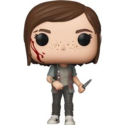 Ellie  POP! Games Vinyl Figur (#601)