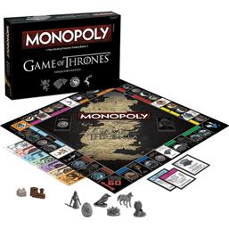 GOT: Board Game Monopoly Collectors Edition *English Version*
