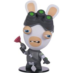Diverse: (Splinter Cell: Rabbids Sam Fisher Chibi Figure 10 cm