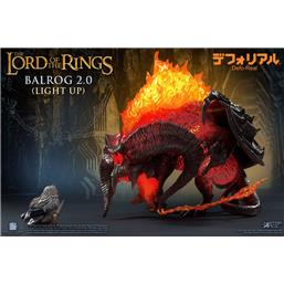 Lord Of The Rings: Balrog Defo-Real Series Light-Up Figure 15 cm