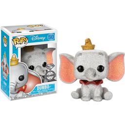 Dumbo: Dumbo (Diamond Glitter) POP! Vinyl Figur (#50)